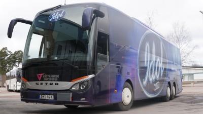Idol Bussen